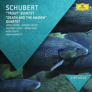 SCHUBERT, F. - Trout Quintet/death And T