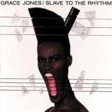 JONES, GRACE - Slave To The Rhythm Record