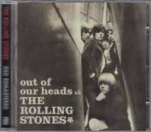 ROLLING STONES - Out Of Our Heads =uk Vers