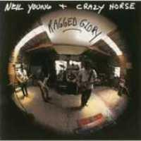 YOUNG, NEIL & CRAZY HORSE - Ragged Glory LP