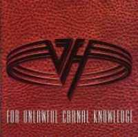 VAN HALEN - For Unlawful Carnal Knowl