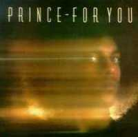 PRINCE - For You Album