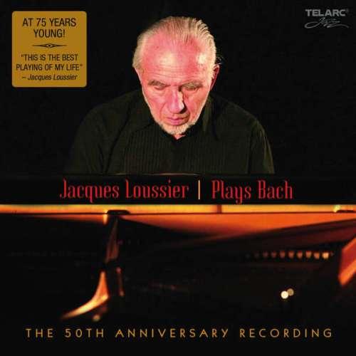 LOUSSIER, JAQUES -TRIO- - Plays Bach -50..