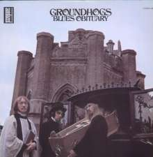 GROUNDHOGS - Blues Obituary =hq Vinyl=