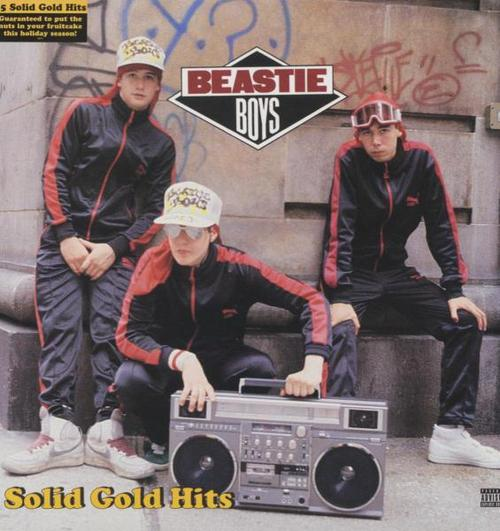 BEASTIE BOYS - Solid Gold Hits -ltd-