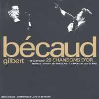 BECAUD, GILBERT - 20 CHANSONS D'OR - CD