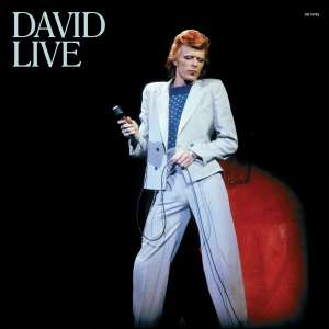 BOWIE, DAVID - David Live -remast-