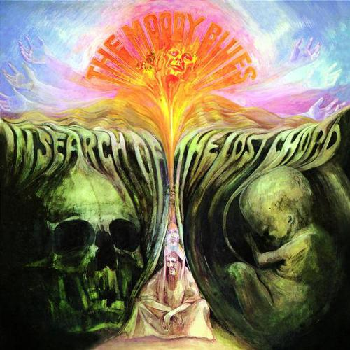 MOODY BLUES - In Search Of...+ 9