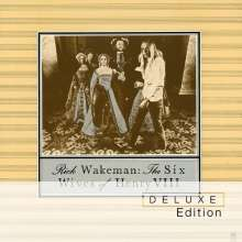 WAKEMAN, RICK - Six Wives Of.. -cd+dvd-