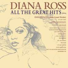 ROSS, DIANA - All The Greatest Hits