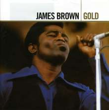 BROWN, JAMES - Gold -40tr-