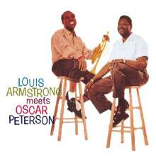 Meets Oscar Peterson - ARMSTRONG, LOUIS