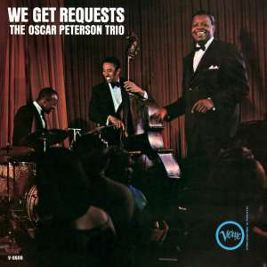 PETERSON, OSCAR - We Get Requests Album