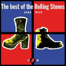 ROLLING STONES - Jump Back/best Of '71-'93