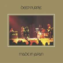 DEEP PURPLE - Made In Japan Record