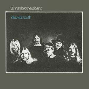 ALLMAN BROTHERS BAND - Idlewild South -hq-