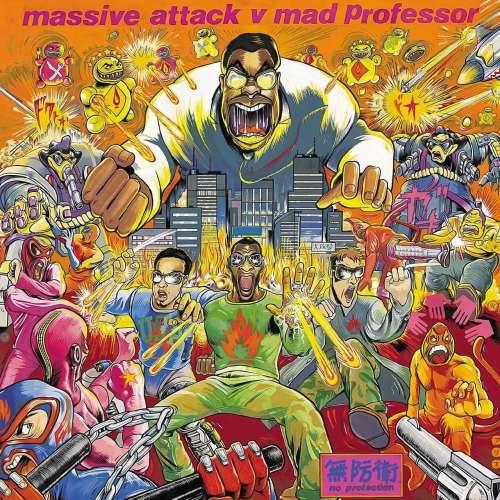 MASSIVE ATTACK - No Protection -reissue-