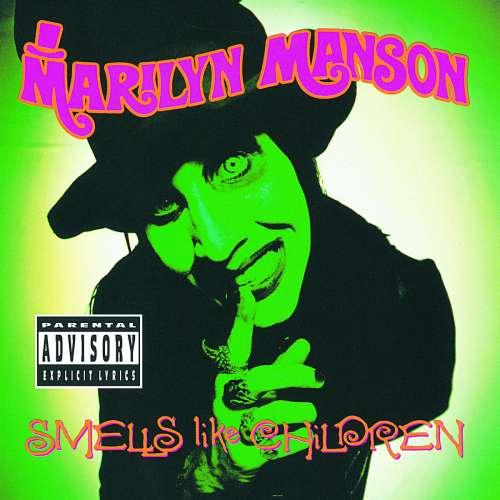 MARILYN MANSON - Smells Like Children EP