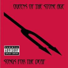 QUEENS OF THE STONE AGE - Songs For The Deaf Record