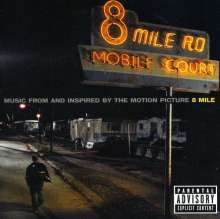 EMINEM - 8 MILE -OST- - CD