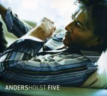 HOLST, ANDERS - FIVE - CD single
