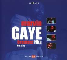 GAYE, MARVIN - Greatest Hits.. -cd+dvd-