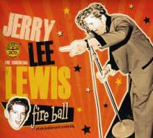 LEWIS, JERRY LEE - Fire Ball