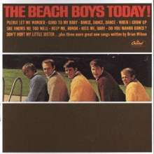 BEACH BOYS - Today!/summer Days(and Su