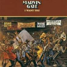 GAYE, MARVIN - I Want You =remastered=