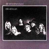 ALLMAN BROTHERS BAND - Idlewild South -remastere
