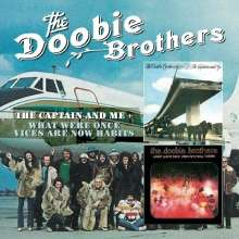 DOOBIE BROTHERS - Captain & Me/what Were..
