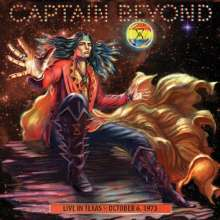 CAPTAIN BEYOND - Live In Texas-oct. 6, 1973 Album