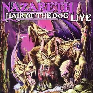 Nazareth Hair Of The Dog Records Lps Vinyl And Cds