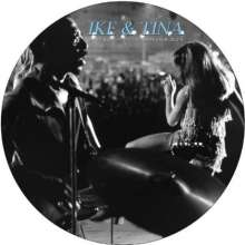 IKE TINA TURNER - ON THE ROAD -PD- - 33T