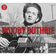 Woody Guthrie Records Lps Vinyl And Cds Musicstack