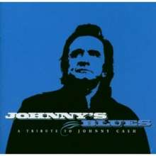 CASH, JOHNNY.=TRIBUTE= - Johnny's Blues -13tr-