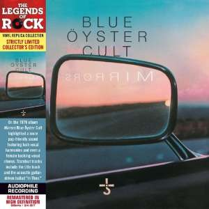 BLUE OYSTER CULT - Mirrors -coll. Ed-