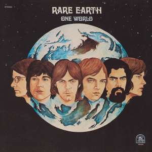 RARE EARTH - One World -coll. Ed-