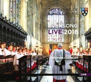 Evensong Live 2016