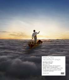 PINK FLOYD - Endless River -cd+dvd-