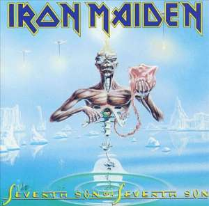 IRON MAIDEN - Seventh Son Of A..