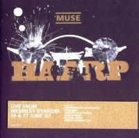 MUSE - H.A.A.R.P. -LIVE + DVD - CD