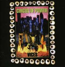 CIRCUS OF POWER - Vices -remast-