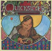 QUICKSILVER MESSENGER SERVICE - Quicksilver -ltd-