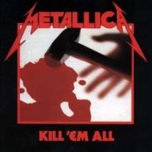 METALLICA - KILL'EM ALL - CD