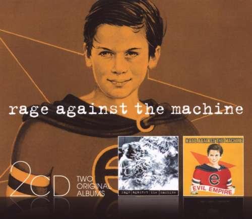 RAGE AGAINST THE MACHINE - Rage Against.../evil..