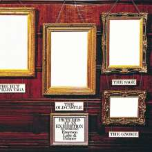 EMERSON LAKE PALMER - PICTURES AT AN EXHIBITION - CD