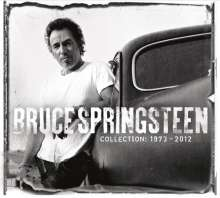 SPRINGSTEEN, BRUCE - Collection:1973-2012