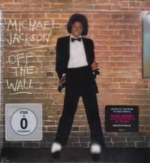 JACKSON, MICHAEL - Off The Wall -cd+dvd-