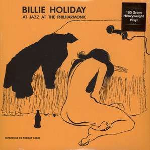 HOLIDAY, BILLIE - Jazz At The.. -hq-